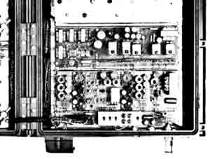 CAF680 Control Panel