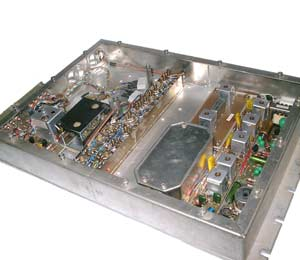 RX662 Receiver Tray